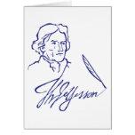 Thomas Jefferson Tarjetón