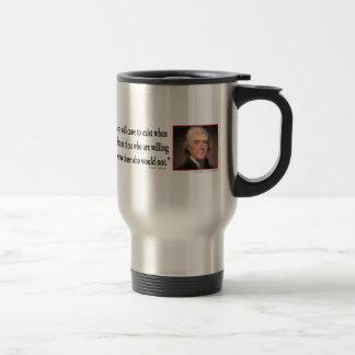 Thomas Jefferson Taza De Café