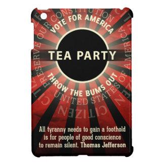 Thomas Jefferson Tea Party iPad Mini Cases