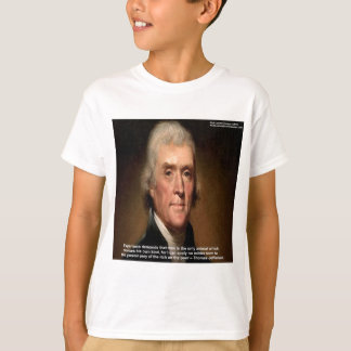 Thomas Jefferson Trickle Down Gifts & Cards T-Shirt