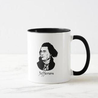 Thomas Jefferson - Vive La Revolution Mug