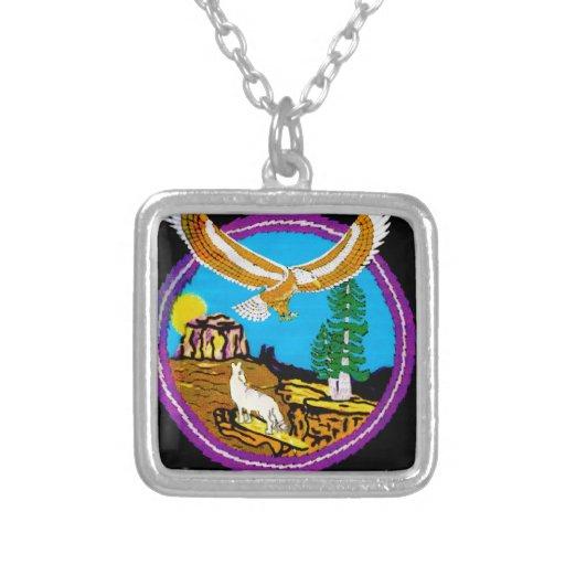 Thomas Kelly Eagle Custom Necklace