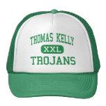 Thomas Kelly - Trojan - alto - Chicago Illinois Gorro De Camionero
