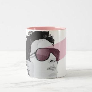 Thomas Kuriatko Two-Tone Coffee Mug