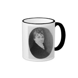Thomas Love Peacock Coffee Mug