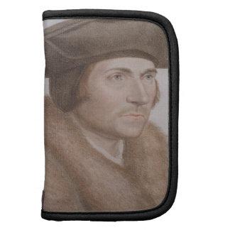 Thomas más, Lord Canciller (1478-1535) grabado Planificador