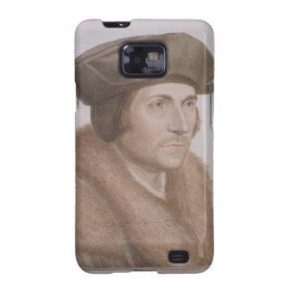 Thomas más, Lord Canciller (1478-1535) grabado Samsung Galaxy SII Fundas
