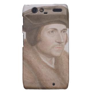Thomas más, Lord Canciller (1478-1535) grabado Motorola Droid RAZR Fundas