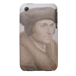 Thomas más, Lord Canciller (1478-1535) grabado iPhone 3 Case-Mate Carcasas