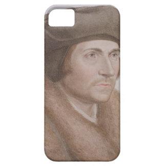 Thomas más, Lord Canciller (1478-1535) grabado iPhone 5 Fundas