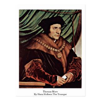 Thomas más por Hans Holbein el más joven Postal