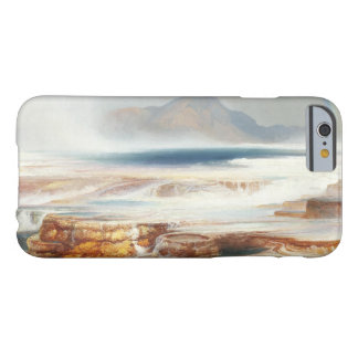 Thomas Moran - Hot Springs of the Yellowstone Barely There iPhone 6 Case