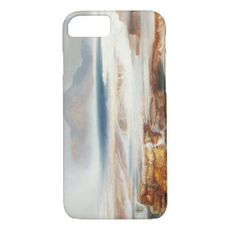 Thomas Moran - Hot Springs of the Yellowstone iPhone 8/7 Case