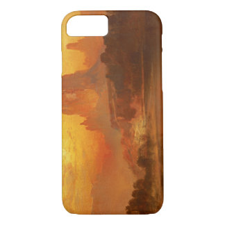 Thomas Moran - The Golden Hour iPhone 8/7 Case