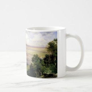 Thomas Moran - Valley of Cuernavaca Coffee Mug