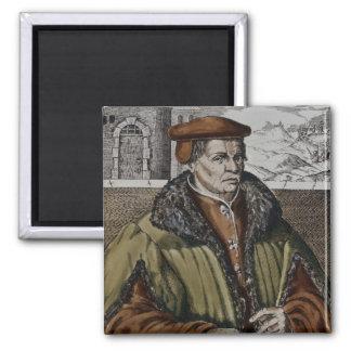Thomas Muntzer, c.1600 Imán Cuadrado