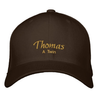 Thomas Name Cap / Hat Embroidered Hat