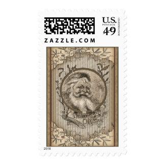 Thomas Nast Santa Claus Christmas Postage Stamp