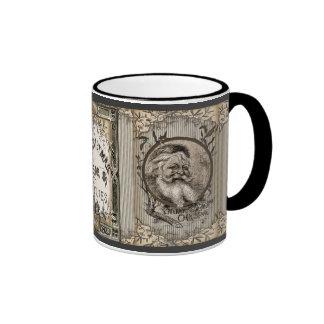 Thomas Nast Santa Claus mug