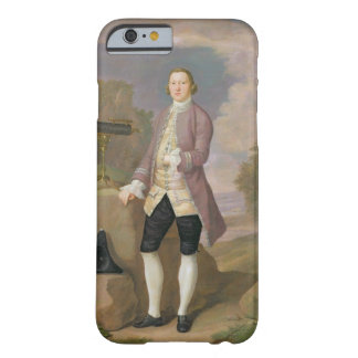 Thomas Newenham, c.1749 (oil on canvas) Barely There iPhone 6 Case