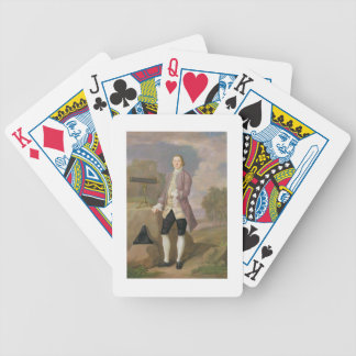 Thomas Newenham, c.1749 (oil on canvas) Bicycle Playing Cards