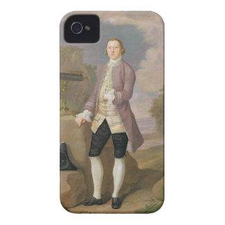 Thomas Newenham, c.1749 (oil on canvas) iPhone 4 Case