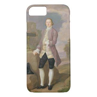 Thomas Newenham, c.1749 (oil on canvas) iPhone 8/7 Case