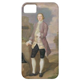 Thomas Newenham, c.1749 (oil on canvas) iPhone SE/5/5s Case