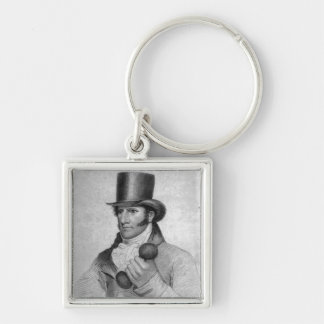 Thomas Owen, engraved by Hopwood Keychain