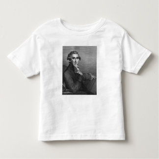 Thomas Paine, engraved by William Angus, 1791 Toddler T-shirt