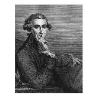 Thomas Paine, grabado por Guillermo Angus, 1791 Tarjetas Postales
