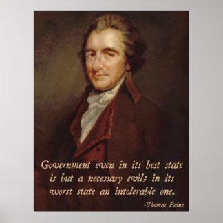 Thomas Paine Posters