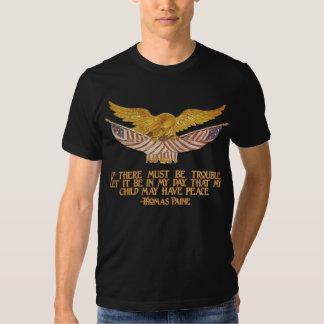 Thomas Paine Quote Tee Shirt