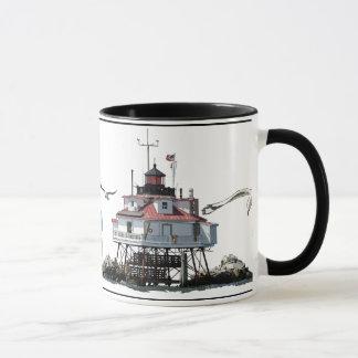 Thomas Point Lighthouse Mug