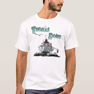 Thomas Point Lighthouse T-Shirt