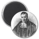 Thomas reverendo Bayes Magnet Imán De Frigorifico