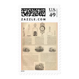 Thomas S Morton, Manufacturer Morris Stamp