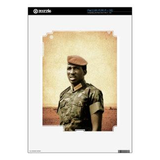 Thomas Sankara - Burkina Faso - African President iPad 2 Decals