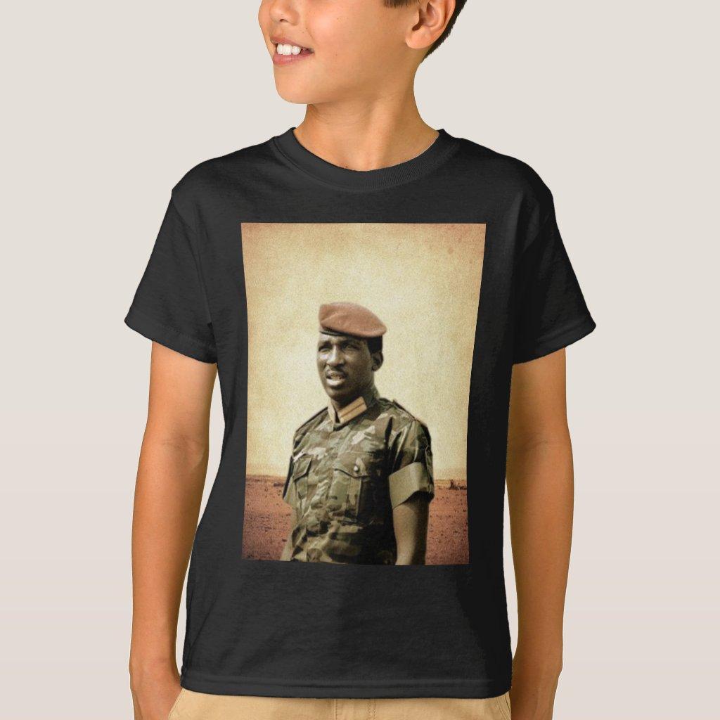 Thomas Sankara – Burkina Faso – African President T-Shirt