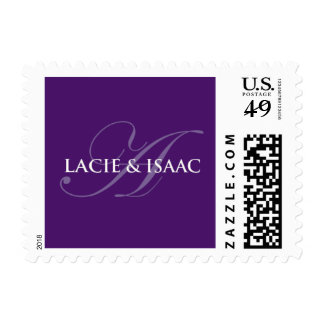 THOMAS Small Wedding RSVP Envelope Stamp