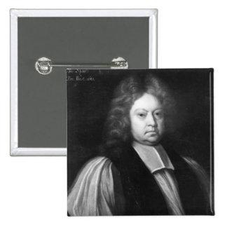 Thomas Sprat, 1683 2 Inch Square Button