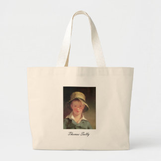 Thomas Sully The Tom Hat Large Tote Bag