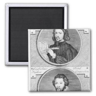 Thomas Tallis and William Byrd Magnet