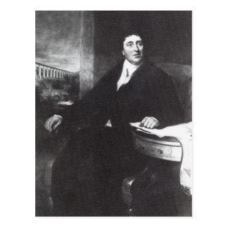 Thomas Telford, 1831 Postcard
