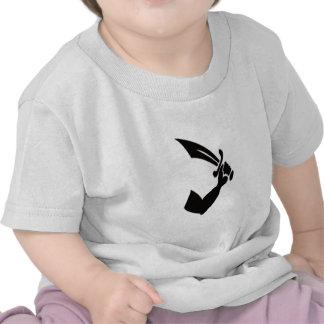 Thomas Tew-Black Tee Shirts