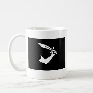 Thomas Tew flag mug