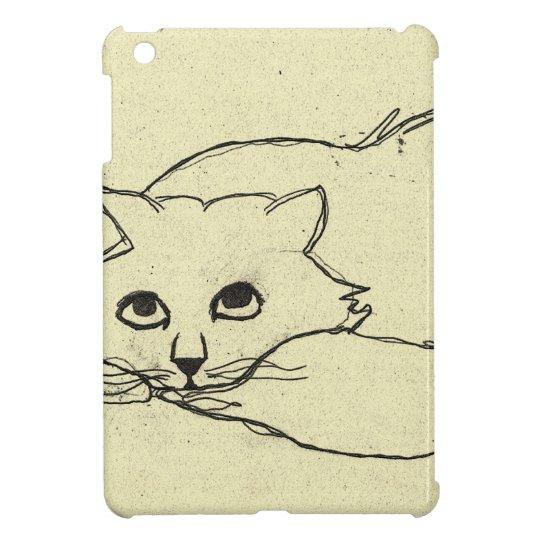 Thomas the Cat iPad Mini Cases