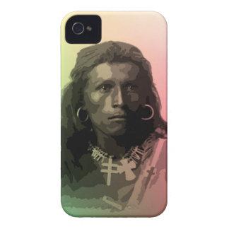 Thomas Torlino - Navajo iPhone 4 Protectores