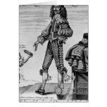 Thomas Urquhart, 1641 Card