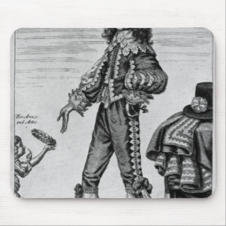 Thomas Urquhart, 1641 Mouse Pad